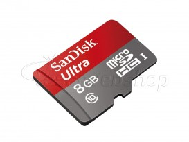 FB4 8GB Micro SD Card