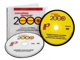 LD2000 Install DVD